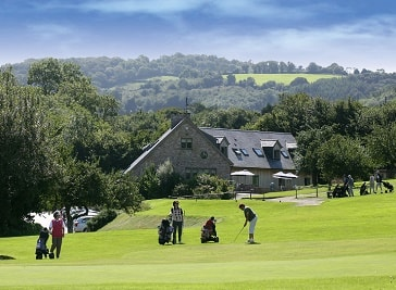 Teign Valley Championship Golf Course
