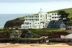 Devon's iconic Burgh Island has been sold