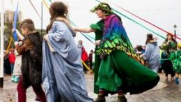 Ilfracombe May Day Celebrations