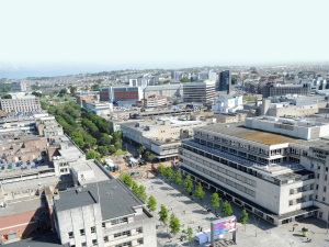 he £600m plan to reinvent Plymouth city centre